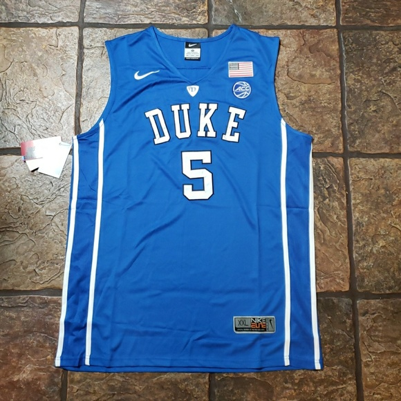 meet fb747 ddc1a RJ Barrett - Duke Blue Devils Jersey NWT